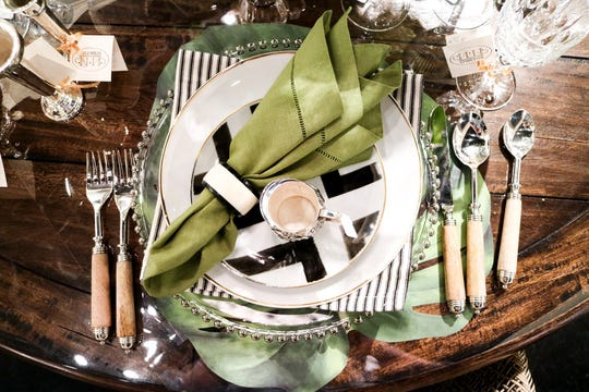 Napkin rings make great gifts and are easy to mix and match in creating the tablescape of your dreams.