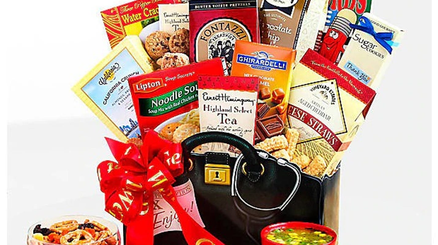 Smart Solutions: Gift baskets show you care