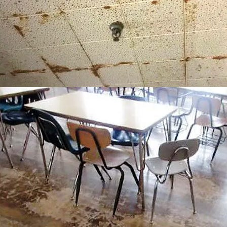 Detroit schools face tough choices with too many repairs, not enough money