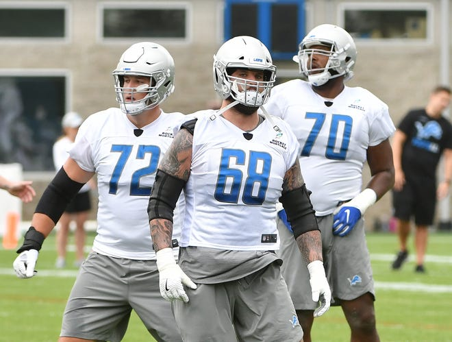 The Lions haveexercised the fifth-year option on offensive tackleTaylor Decker's rookie contract.