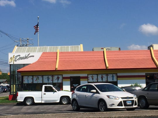 McDonald's officials are deciding whether to remodel or tear down one of their largest local stores, located on Lincoln Avenue in Evansville.