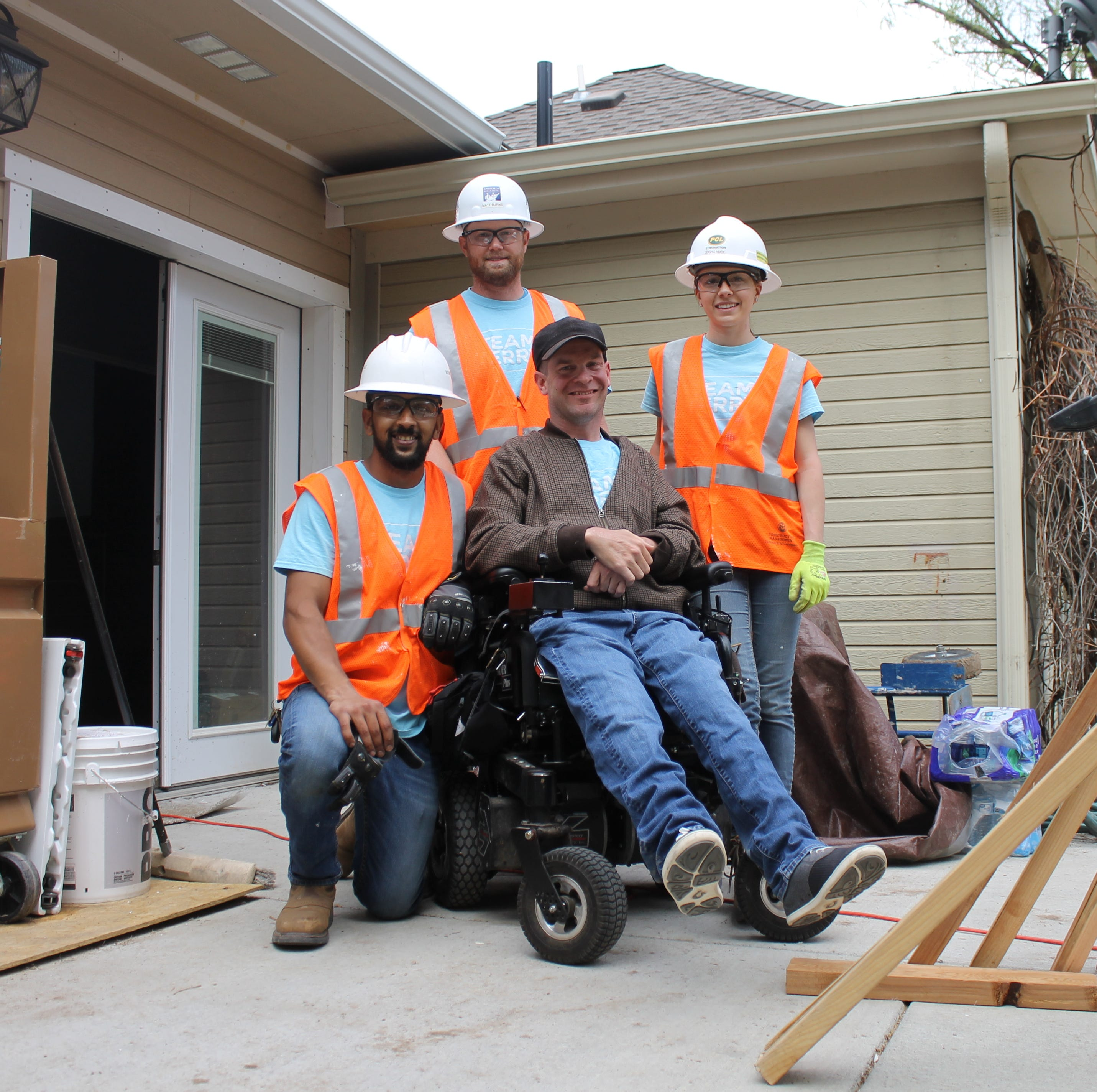 This CSU program helps make buildings more accessible for folks with disabilities