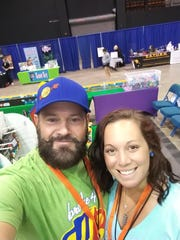 Broke4Bricks, a nonprofit organization Bryan Maike and his wife Katie started, is hosting Cape Coral's first LEGO brick experience on Saturday, May 4,  at Gulf Middle School.