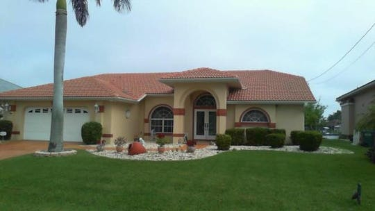 This home at 1179 SW 57th St., Cape Coral, recently sold for $690,000.