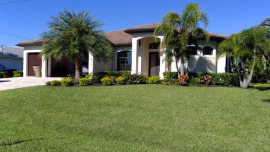 This home at 4710 SW 24th Place, Cape Coral, recently sold for $682,100.