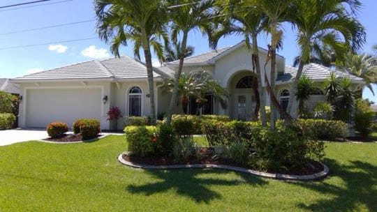 This home at 2318 SW 51st St., Cape Coral, recently sold for $700,000.