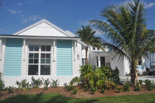 The BCB home in Hill Tide Estates is one of only 19 homes that will be built in this special enclave on Boca Grande.