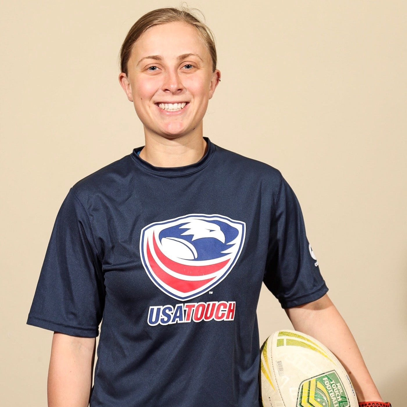 SPASH grad Justine Wypych follows love of rugby all the way to Touch World Cup