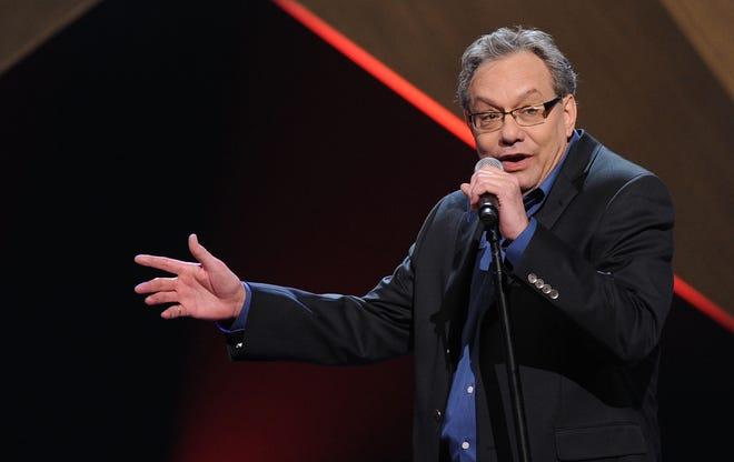 Comedian Lewis Black