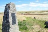 The Bear Paw Battlefield near Chinook saw the final battle of the Nez Perce Flight of 1877.