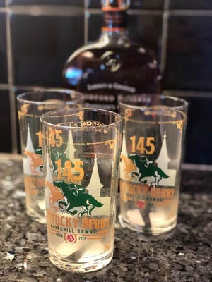 The annual Colonels Derby Day Breakfast is set for Saturday, May 4, in Henderson and attendees will be a Derby glass.