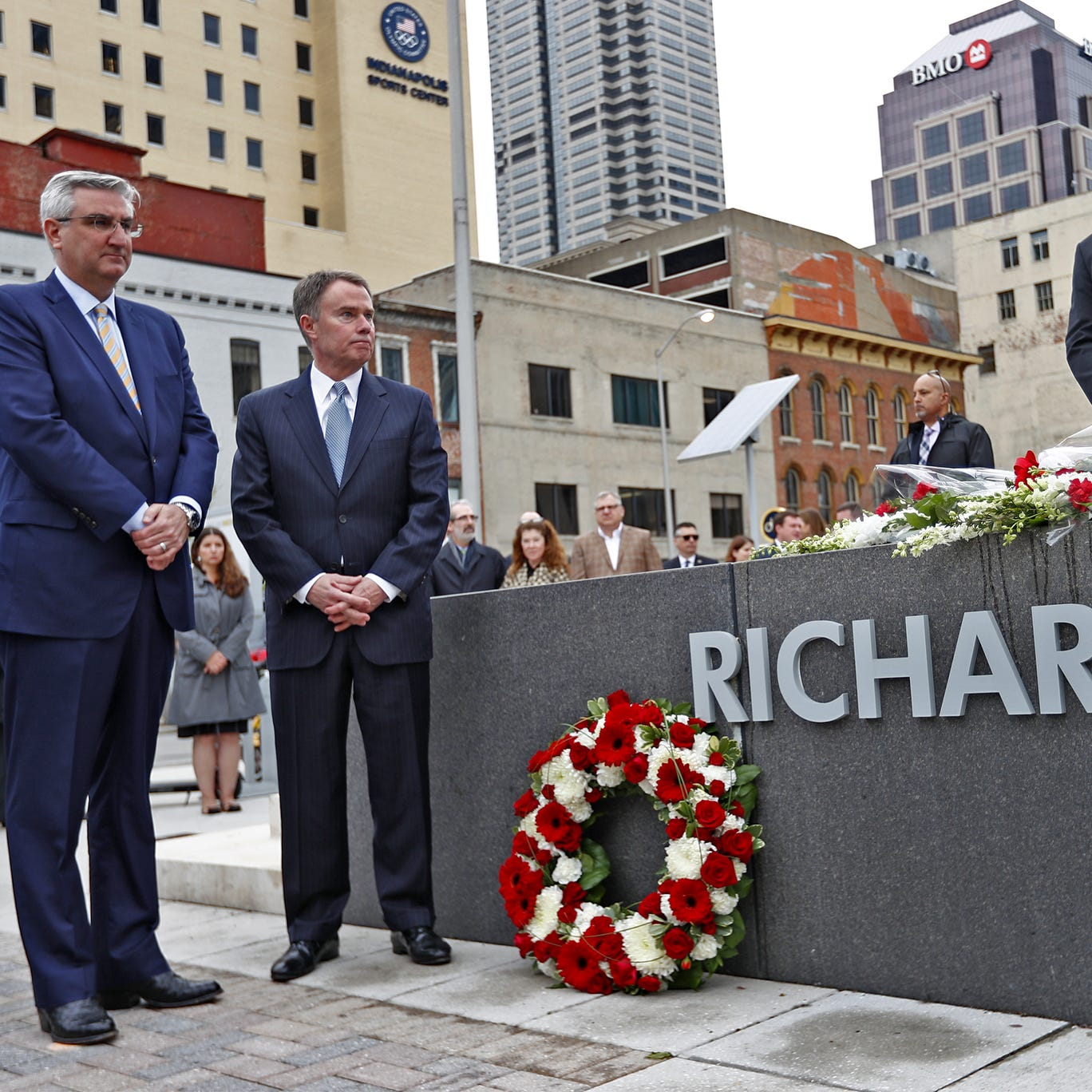 'He was absolutely the best of us': Indianapolis celebrates the life and legacy of Richard Lugar