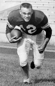 Longtime Purdue basketball coach Gene Keady was an all-Big Eight running back at Kansas State in the late 1950s.