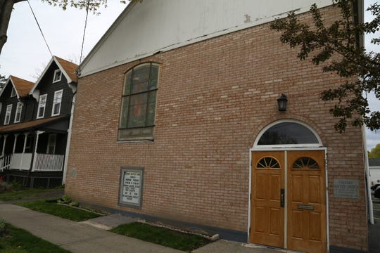 Calvary Baptist Church was burglarized twice over two weeks.