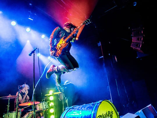 Hard rock band Reignwolf is coming to Jackson Tuesday, May 7 to play a show at Duling Hall.