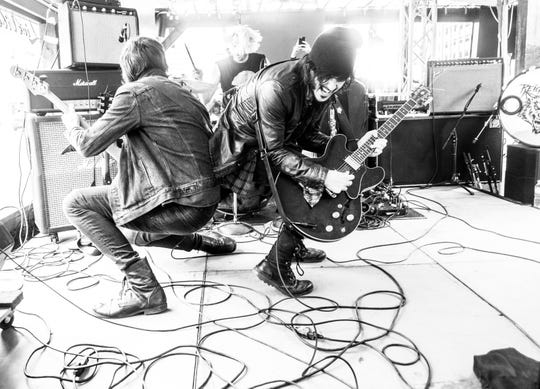 Reignwolf has opened for Black Sabbath and will open for The Who on selected dates. The band plays Duling Hall in Jackson Tuesday night.
