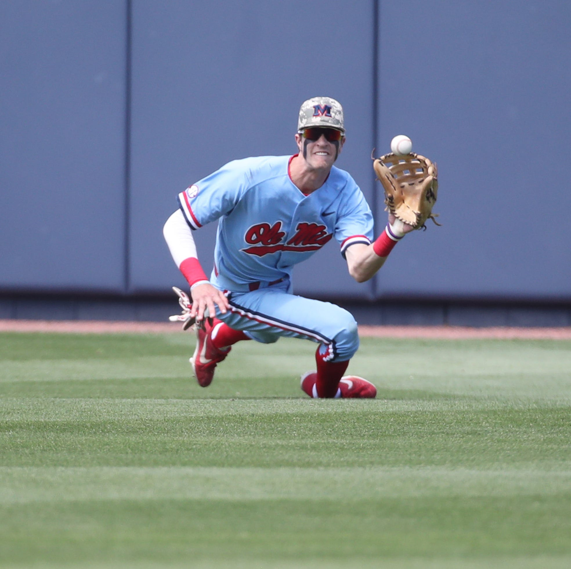Ryan Olenek missed the MSU series with an illness. But the Ole Miss CF also missed so much more