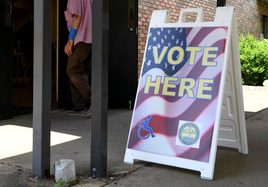 Early voting for Jackson city elections continue through Thursday, May 2 at the Madison County Agriculture Complex Auditorium. Election day will held Tuesday, May 7.