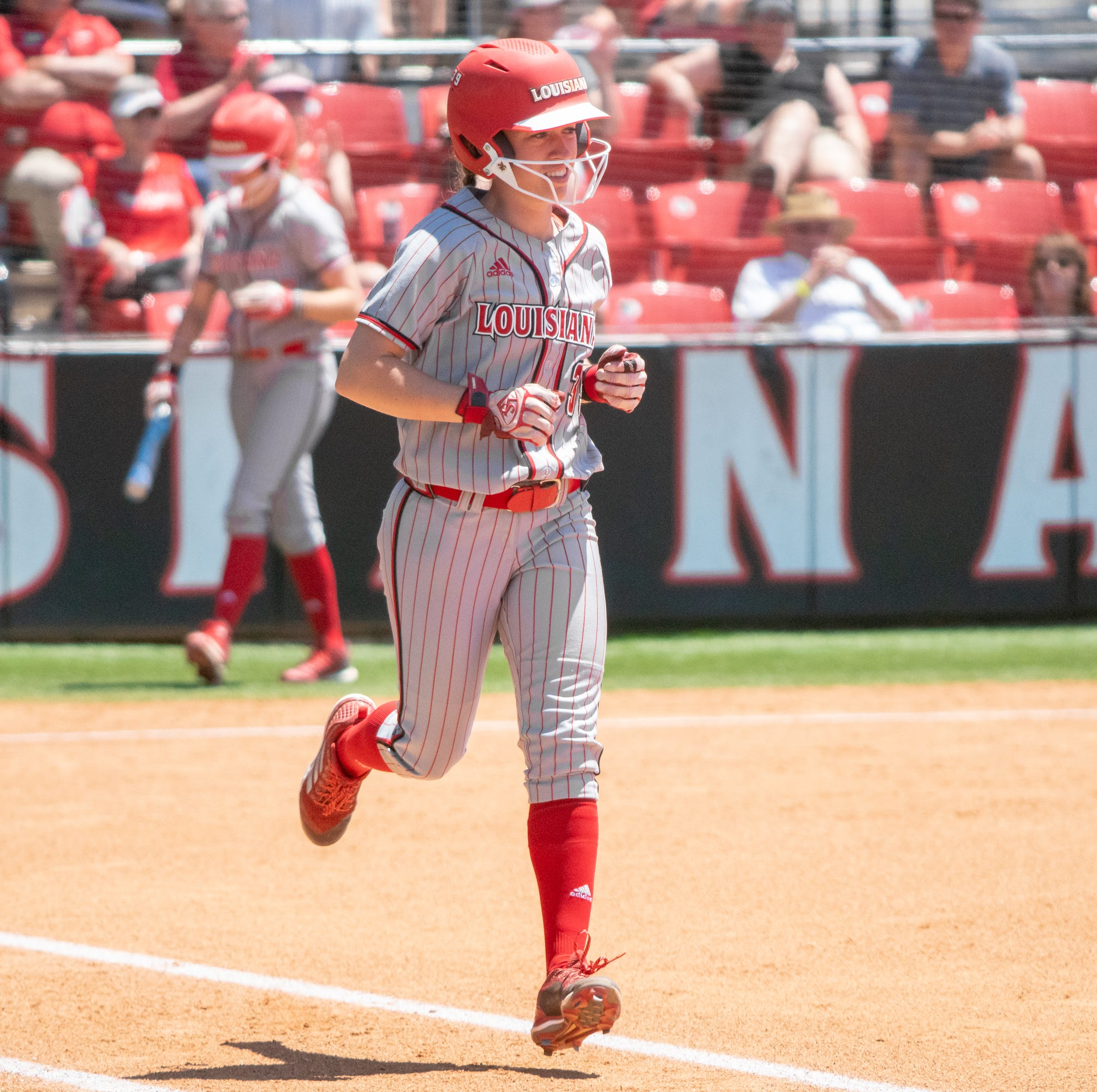UL Softball heading to Oxford, Miss. for Regional