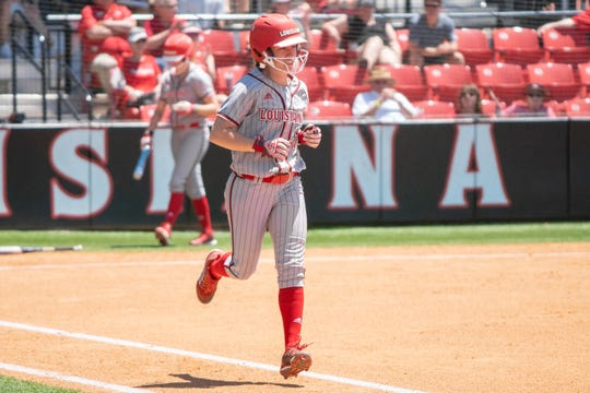 UL's Ragin' Cajuns softball team heads to Oxford, Mississippi, this week for the Regional.