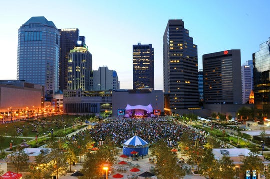 The Columbus Symphonyannounced the 2019 season lineup for its two annual summer outdoor concert series — Nationwide Picnic with the Pops and Popcorn Pops.
