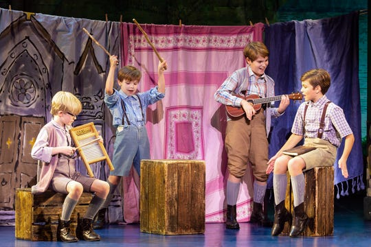 """Tickets are on sale now for the enchanting Broadway musical """"Finding Neverland,"""" that will be making its Columbus debut at the iconic Ohio Theatre (39 E. State St.) June 4-9."""