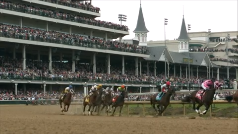 The Kentucky Derby draws out a sacred pride for all Kentuckians: We are home