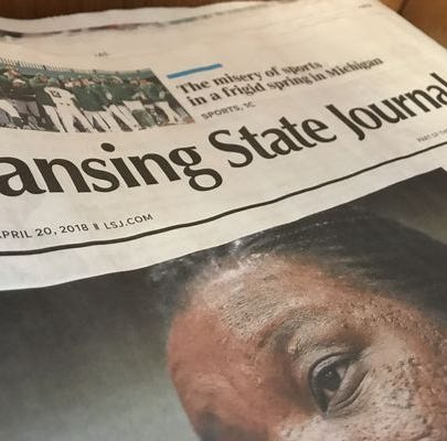 Lansing State Journal wins honors in Michigan Associated Press Media Editors contest