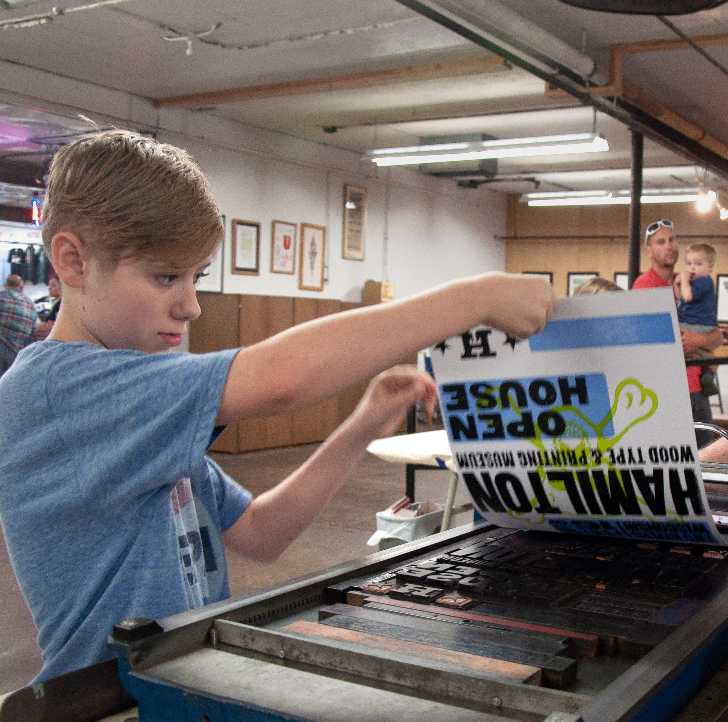 Two Rivers' Hamilton Wood Type & Printing Museum marks 20 years | Art Forward