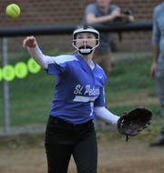 The St. Peter's Lady Spartans are the No. 11 team in the Richland County Softball Power Poll.
