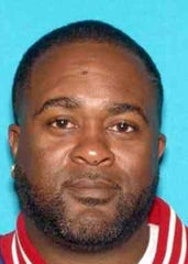 Michael McKinnie is accused of fatally shooting his wife, LaTarica Stripling, in Memphis on April 25.