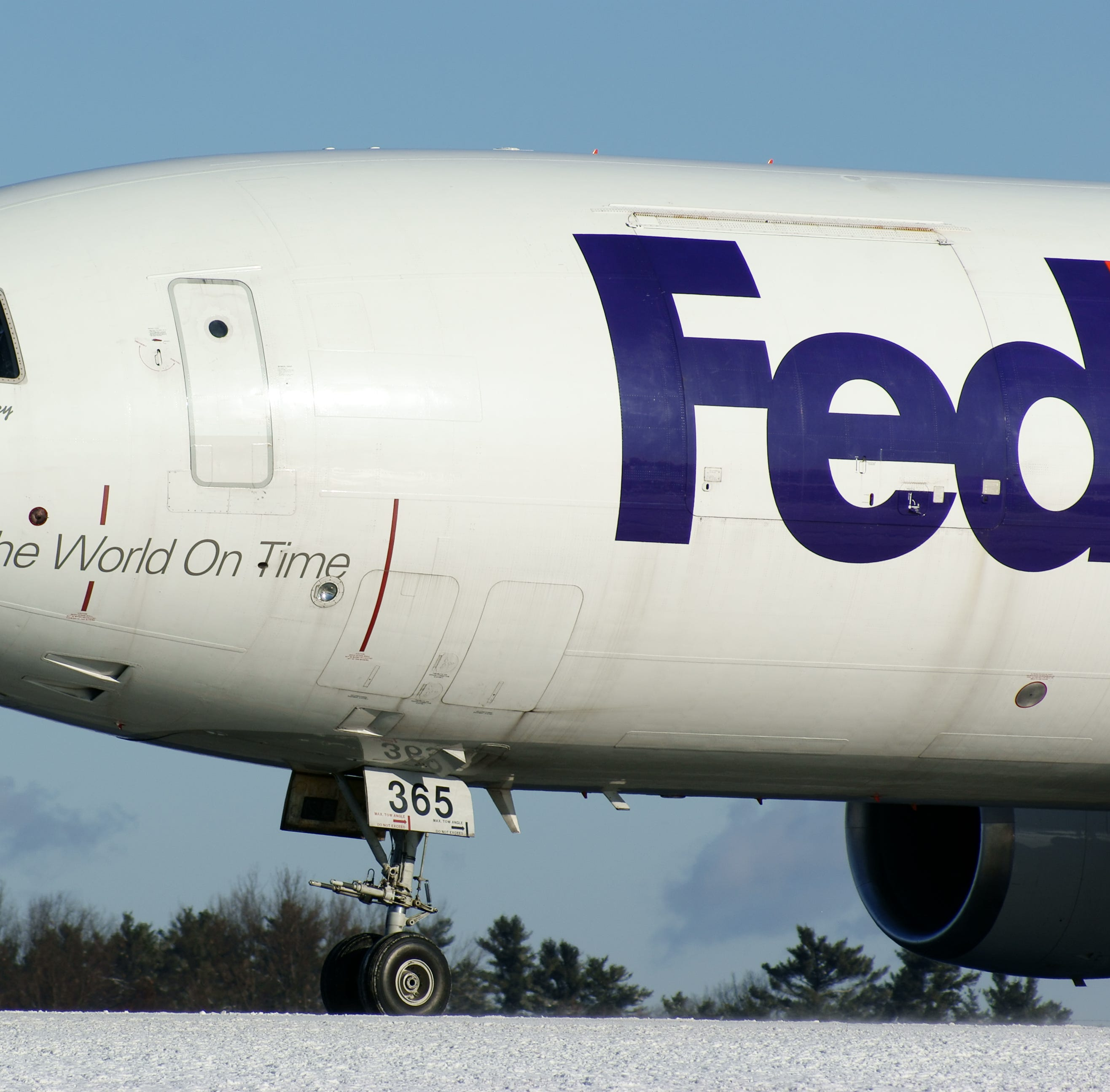 FedEx's 'Joey' retires after 91,000-plus flight hours as fleet modernization continues