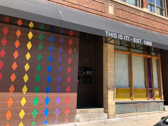 This Is It! is Milwaukee's oldest continually-running gay bar. It will soon have a historical display honoring the gay bar scene in Milwaukee
