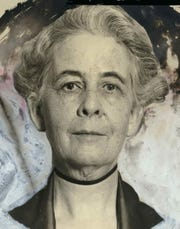 Theodora Youmans was a journalist who wrote an influential column for the Waukesha Freeman on suffrage and other women's issues.