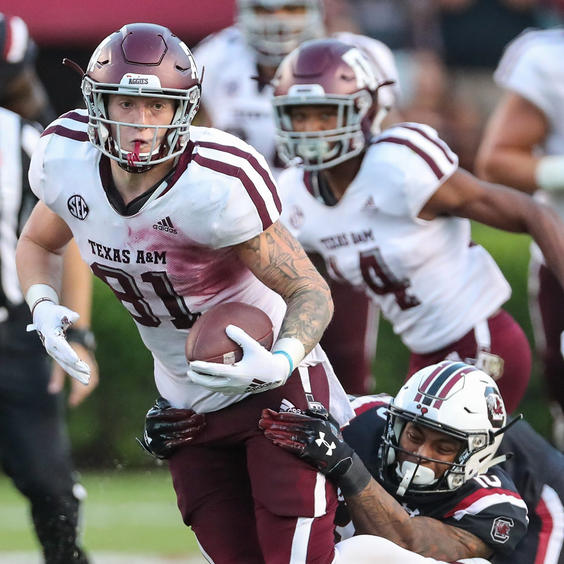 Dougherty: Jace Sternberger facing steep learning curve