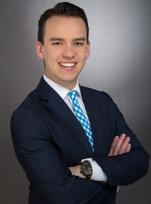Meteorologist Justin Thompson-Gee is going from weekends to weekday mornings at WDJT-TV (Channel 58).