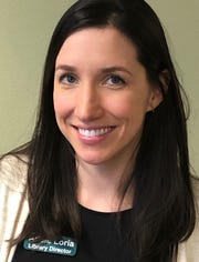 Adele Loria has been named the new director at the Pauline Haass Public Library in Sussex.