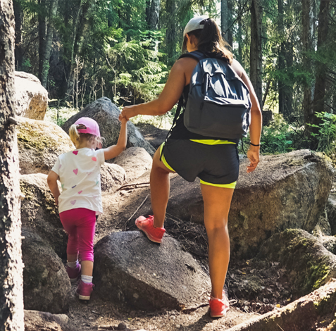 Group hikes, racesand more things to dooutside with Momfor Mother's Day