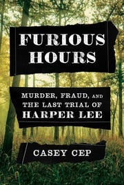 On Tuesday, May 7 author Casey Cep will present a book talk on her new publication Furious Hours: Murder, Fraud, and the Last Trial of Harper Lee at the Alabama Department of Archives and History in Montgomery.