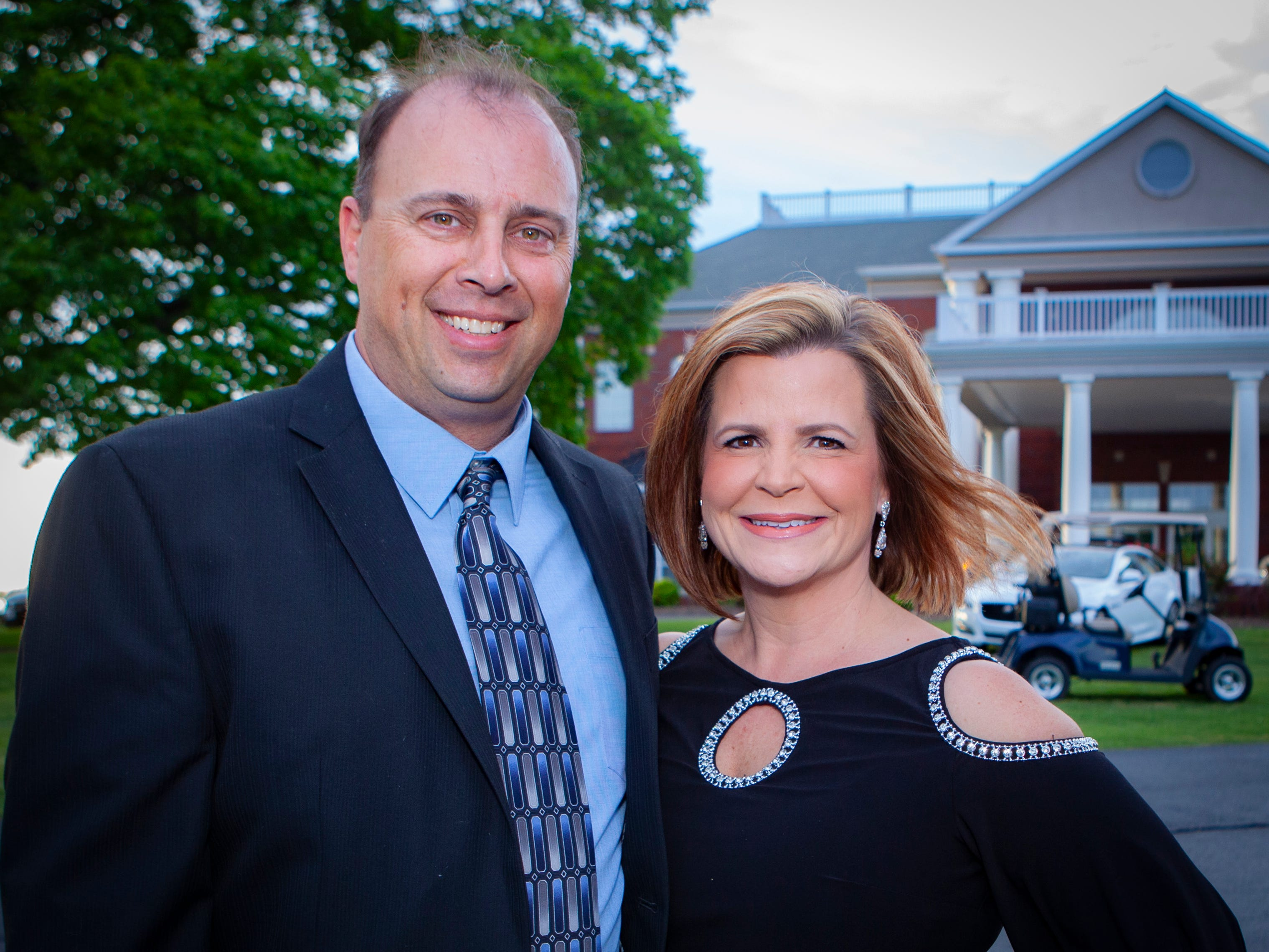 Charles andMarla Hord at the Charity Circle of Murfreesboro's 52nd Annual Duck Ball, held Saturday, April 27, 2019.