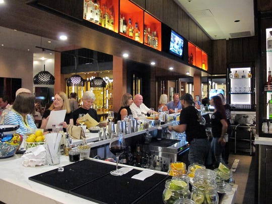 K-Rico Mexican Grill launched Monday, April 29, 2019, in the former longtime restaurant space of Roy's at Bayfront in Naples.