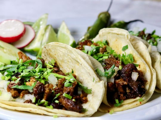 Maria's Tacos Y Mas, a spinoff of the longtime legendary Maria's Restaurant in Bonita Springs, now serves street tacos and other authentic Mexican favorites in Naples Park Plaza in North Naples.