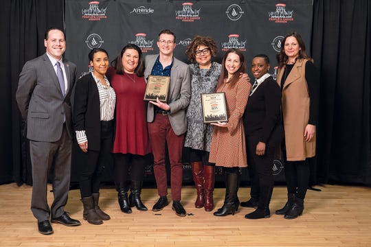 For the second year in a row, the Montclair Jazz Festival won the 2019 JerseyArts.com People's Choice Award for Favorite Music Festival.