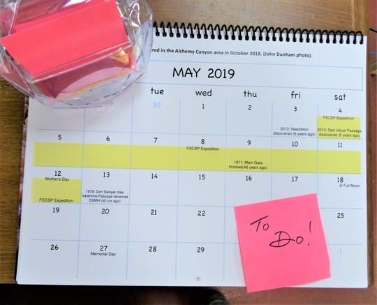 Things to do in May
