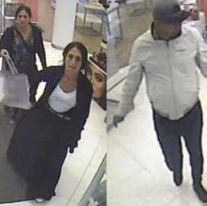 Police: Culprits stole more than 100 beauty items worth $6,000