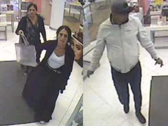 Bloomfield Township police are hoping to identify these people after a recent theft at Ulta Beauty.