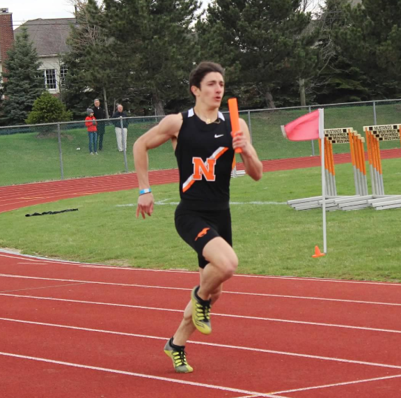 Northville track and field starts season off with a bang