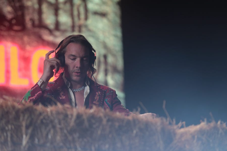 Diplo performs at the Stagecoach country music festival, Indio, Calif., April 28, 2019.