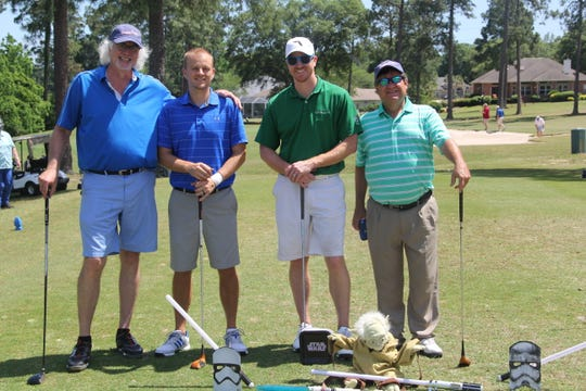 Pensacola State College's 14th Annual Big Break Golf Classic will be held May 3 at Marcus Pointe Golf Club. Presented by Synovus, proceeds from the event will benefit Pensacola State student scholarships and programs.