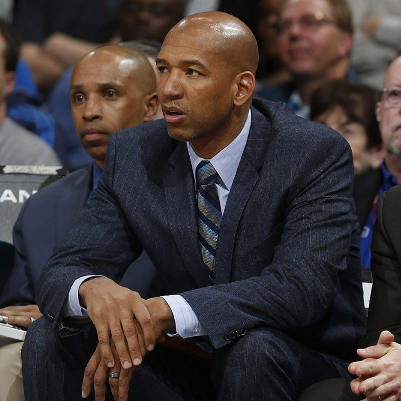 Phoenix Suns hire Philadelphia 76ers assistant Monty Williams